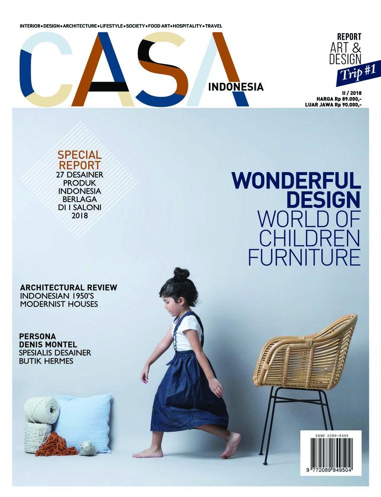 CASA INDONESIA Digital Magazine ED 02 June 2018