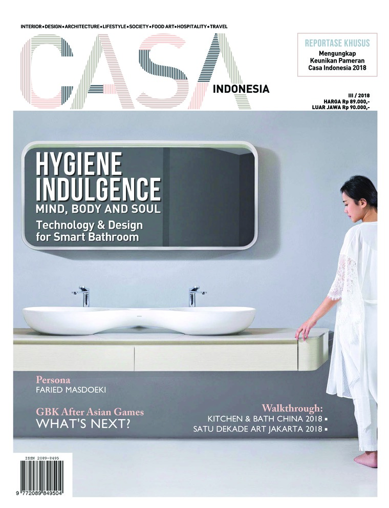 CASA INDONESIA Digital Magazine ED 03 September 2018