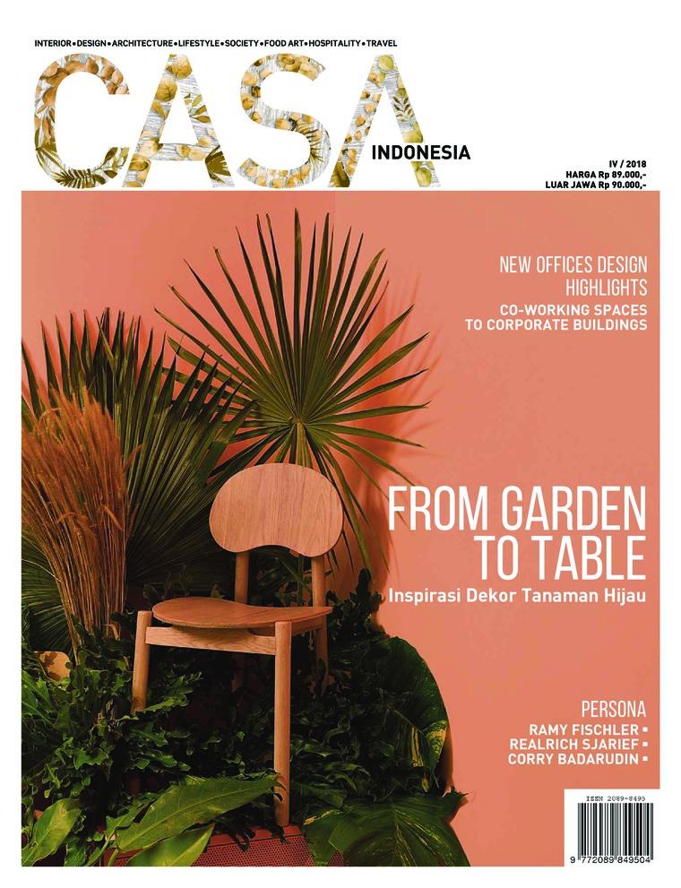 CASA INDONESIA Digital Magazine ED 04 October 2018