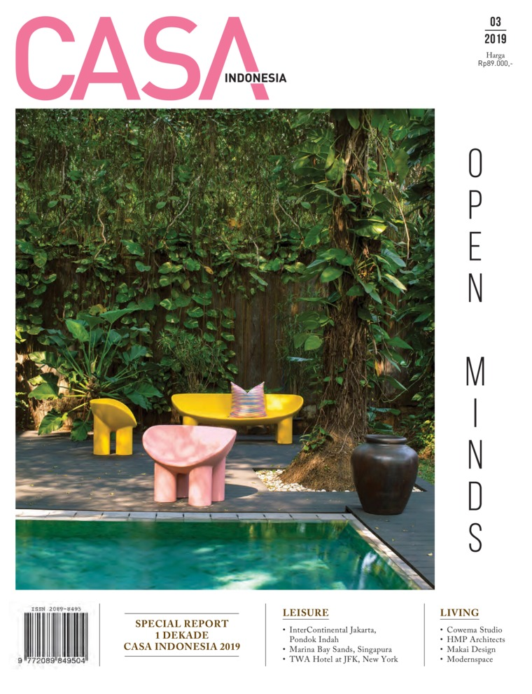 CASA INDONESIA Digital Magazine ED 03 August 2019
