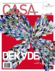 CASA Indonesia Magazine Cover