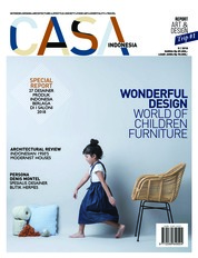 CASA INDONESIA Magazine Cover ED 02 June 2018