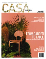 CASA INDONESIA Magazine Cover ED 04 October 2018