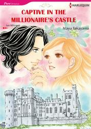 Captive in the Millionaire's Castle by Lee Wilkinson Cover