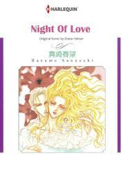 Cover Night of Love oleh Diana Palmer