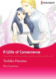 Cover A Wife of Convenience oleh Kim Lawrence