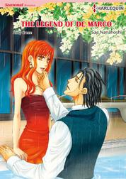Cover The Legend of De Marco oleh Abby Green