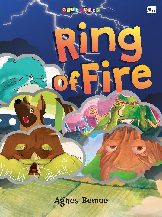 Buku Digital Ring of Fire oleh Agnes Bemoe