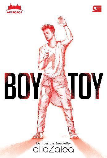 Buku Digital MetroPop: Boy Toy oleh Aliazalea