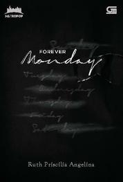 Cover MetroPop: Forever Monday *Ket: Cetak ulang cover baru oleh