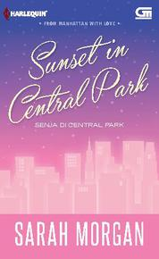 Cover Harlequin: Senja di Central Park (Sunset in Central Park) oleh