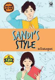 Cover Sandy's Style oleh Sirhayani
