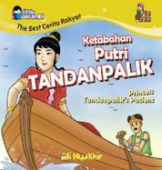 Cover Ketabahan Putri Tandanpalik oleh Ali Muakhir
