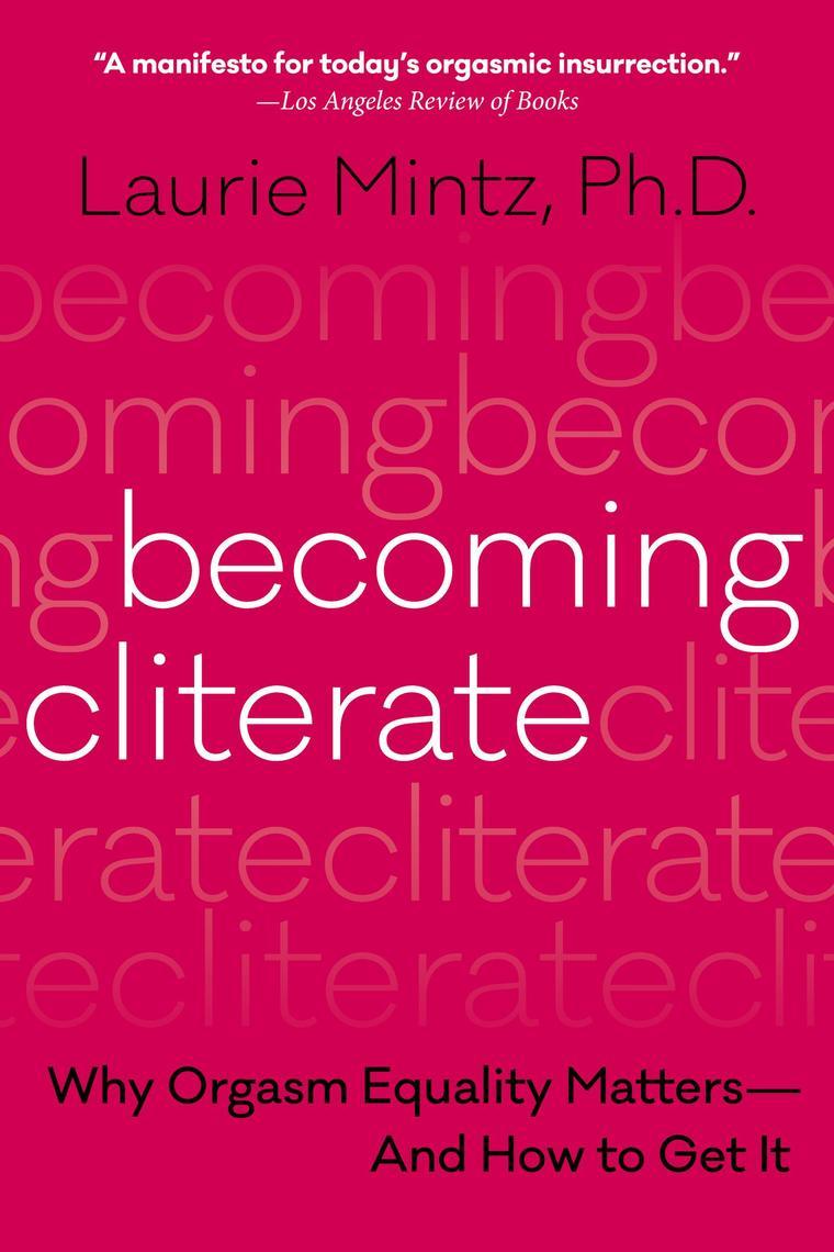 Buku Digital Becoming Cliterate oleh Dr. Laurie Mintz