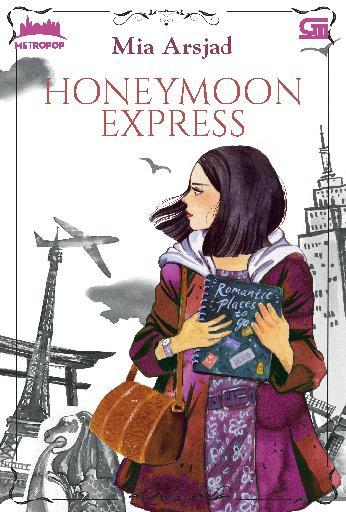 Buku Digital MetroPop: Honeymoon Express oleh Mia Arsjad