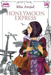 Cover MetroPop: Honeymoon Express oleh