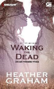 Cover Harlequin: Lukisan Pembawa Petaka (Waking The Dead) oleh