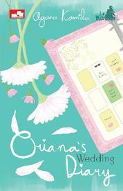 Cover Le Mariage: Oriana`s Wedding Diary oleh Ayana Kamila