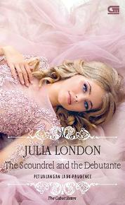 Historical Romance: Petualangan Lady Prudence (The Scoundrel and The Debutante) by Julia London Cover