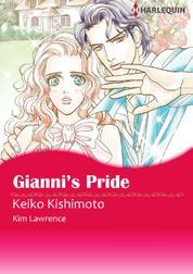 Cover Gianni's Pride oleh Kim Lawrence