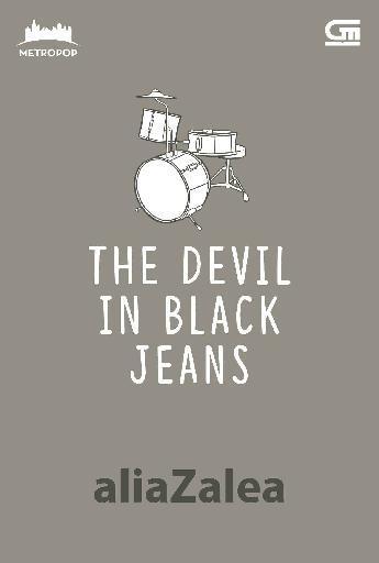 Buku Digital Metropop: The Devil in Black Jeans oleh Aliazalea