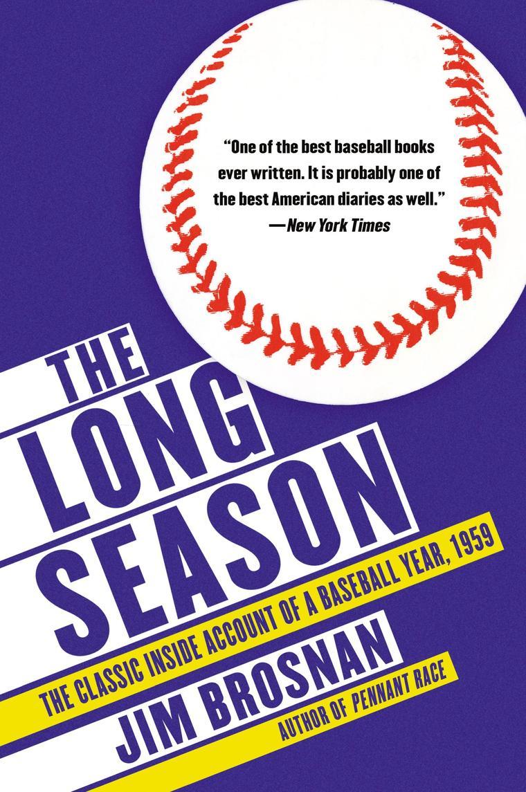 The Long Season by Jim Brosnan Digital Book