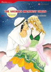 Cover The Sheikh's Impatient Virgin oleh Kim Lawrence