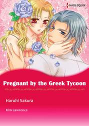 Cover Pregnant by the Greek Tycoon oleh Kim Lawrence