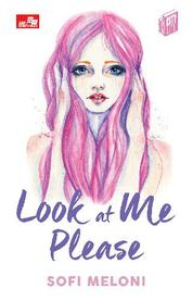 City Lite: Look At Me Please (new cover) by Sofi Meloni Cover