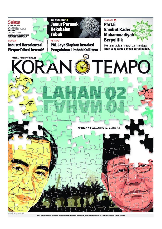 Koran Tempo Pdf