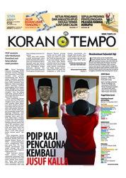 Cover Koran TEMPO 26 Februari 2018