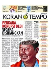Cover Koran TEMPO 19 April 2018
