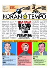 Cover Koran TEMPO 23 April 2018