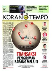 Cover Koran TEMPO 14 November 2018