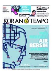Cover Koran TEMPO 12 Februari 2019
