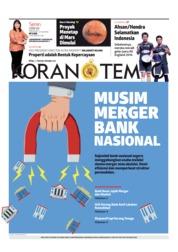 Cover Koran TEMPO 11 Maret 2019