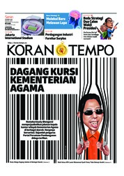 Koran TEMPO Cover 18 March 2019