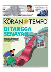 Koran TEMPO Cover 16 April 2019