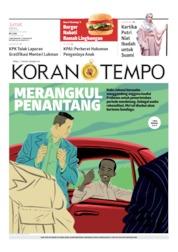 Cover Koran TEMPO 10 Mei 2019