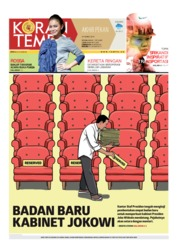 Cover Koran TEMPO 11 Mei 2019