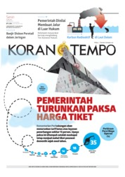 Koran TEMPO Cover 13 May 2019