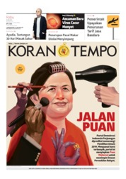 Koran TEMPO Cover 15 May 2019