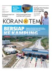 Cover Koran TEMPO 27 Mei 2019