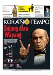 Koran TEMPO Cover 12 June 2019