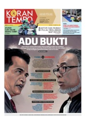 Koran TEMPO Cover 15 June 2019