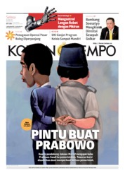Koran TEMPO Cover 25 June 2019