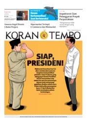 Koran TEMPO Cover 27 June 2019