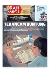 Koran TEMPO Cover 29 June 2019