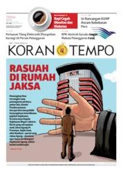 Koran TEMPO Cover 02 July 2019