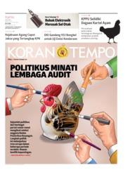 Koran TEMPO Cover 04 July 2019